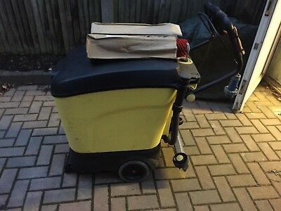 Karcher BR 40/25c Ep Scrubber Dryer Floor Cleaner 240 volt Cylinder Brush