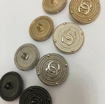CHANEL Buttons, СС LOGO  20 mm