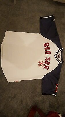 Boston red sox jersey - men's medium
