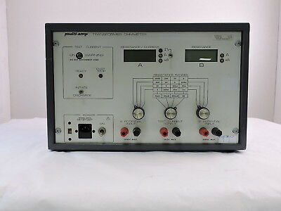 Megger 830280 Transformer OhmMeter - 90 Day Warranty