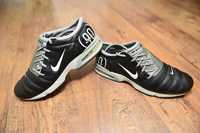 NIKE TOTAL 90 Iii Ag Turf Pro Football Boots Size Uk 10 T90