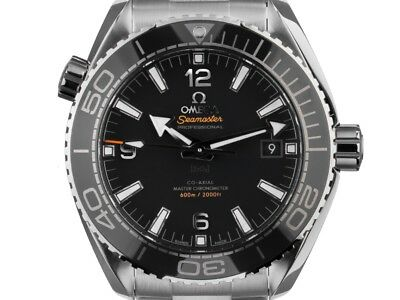 Omega Seamaster Planet Ocean 600 M Co-Axial Master Chronometer Stahl