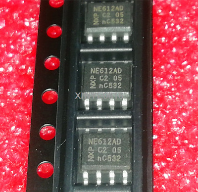 Hot Sell  5PCS  NE612AD  NE612A  NE612  SOP8  IC  CHIP