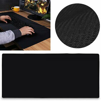 Large Extended Gaming Mouse Pad Desk Mat Computer Keyboard Mat 900x400mm XXL