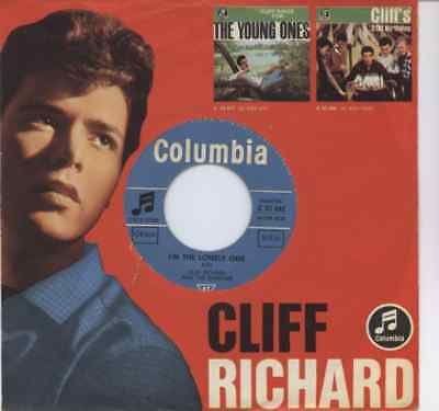 cliff richard:  i´m the lonely one
