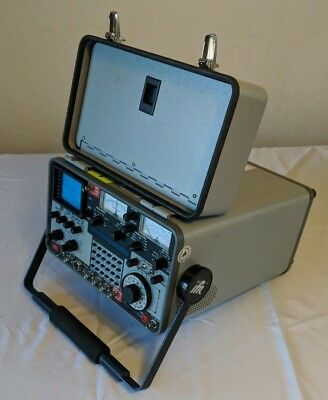 Ifr 1200 Super S Spectrum Analyser & Service Monitor  Ifr 1200 Ss  Sn#5928