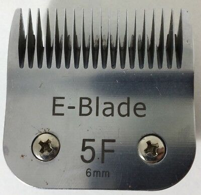 E-Blade 5F 6Mm Dog Clipper Grooming Blade