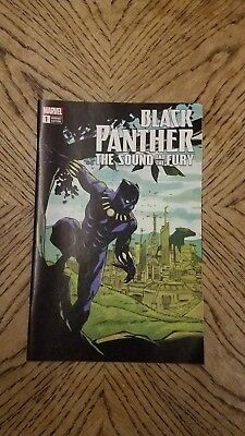 Black Panther The Sound And The Fury Ebay Exclusive Variant