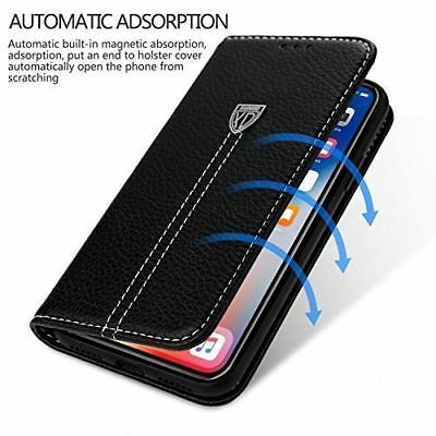 Xundd Luxury Magnetic Flip Cover Stand Wallet Leather Case S8,S9,S8+,S9+,N8,N9