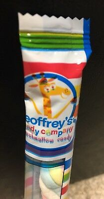 NEW Toys R Us GEOFFREY'S Candy Company Marshmallow Collectible 4 TRU Collectors