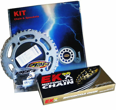 Ducati Sport Classic 1000 2007 > 2008 Pbr / Ek Chain & Sprockets Kit 525 Pitch