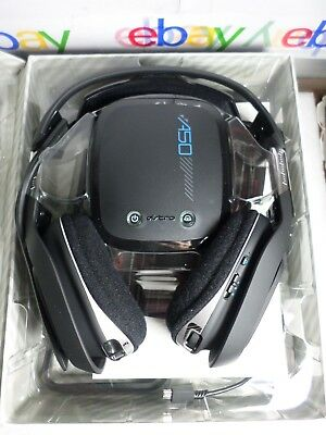 Astro Gaming A50 - Blue Wireless Headset Dolby 7.1 for PS4 PS3 PC MAC