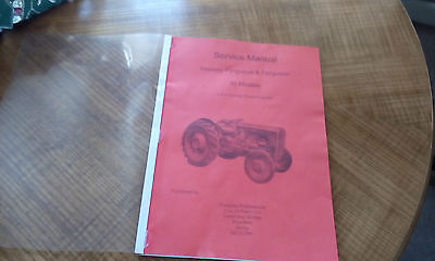 Massey Ferguson 35 Service Manual