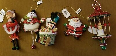 Misc Katherine's collection Ornaments