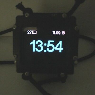 XDEEP BLACK BT Bottom Timer