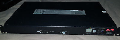 1 x APC 7721 - 10A/230V C14 IN, (12) C13 OUT