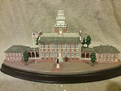 Independence Hall Philadelphia, PA by The Danbury Mint