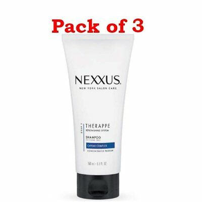 NEXXUS THERAPPE Replenishing System Ultimate Moisture Shampoo 5.1 oz (Pack of 3)