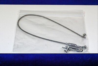 Graflex 4x5 Pacemaker Speed & Crown Graphic Body Shutter Release Cable