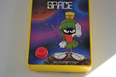 Marvin the Martian Private Space