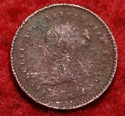 1839 Great Britain 1/4 Farthing Foreign Coin