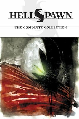 Hellspawn: Complete Collection : Complete Collection by Brian Michael Bendis,...