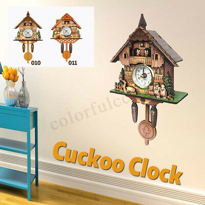Unique Design Collection Acctim Cuckoo Clock Home Furniture Hanging Wall