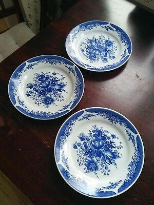Old Plates In Very Good Condition