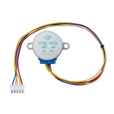 1X(28BYJ-48 28BYJ48 DC 5V 4-Phase 5-Wire Stepper Motor with ULN2003 Driver M2F7)