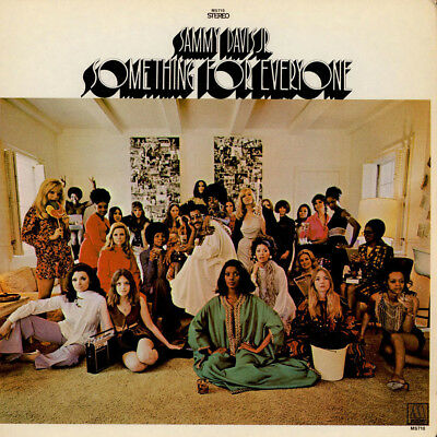 Sammy Davis Jr. - Something For Everyone (Vinyl LP - 1970 - US - Original)
