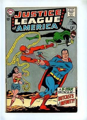 Justice League of America #25 - DC 1964 - FN-