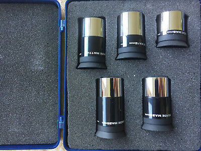 Meade 6-25mm Eyepieces For Telescope (MA6 to MA25)