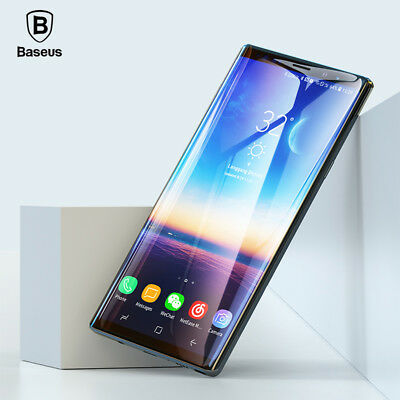 Baseus 9H Tempered Glass Screen Protector For Samsung Note 9 0.3 Thin 3D Surface