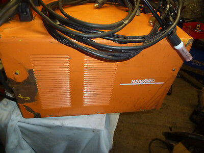 Tig Welder And Arc Welding Nw Arc Ac Dc 240V With Torch Arth Clamp Pickup Or