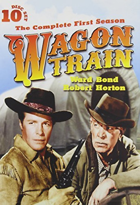 Wagon Train: Season 1 Dvd New