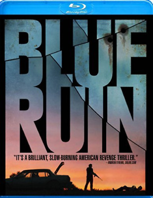 BLAIR,MACON-Blue Ruin Blu-Ray NEW