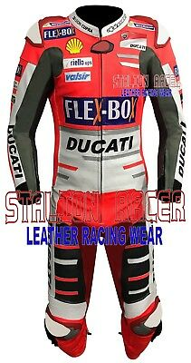Ducati Motogp Motorbike / Motorcycle Motogp Cowhide Leather Suits