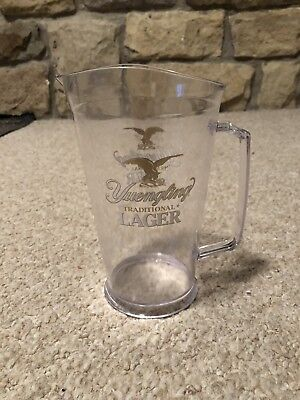 YUENGLING BEER ~ Plastic 32 Oz Pitcher