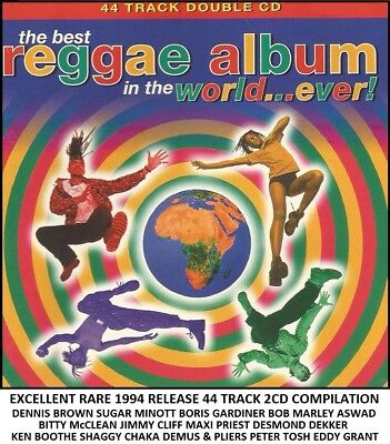 Reggae Best Greatest Hits 2CD - Bitty McLean Peter Tosh Maxi Priest Jimmy Cliff