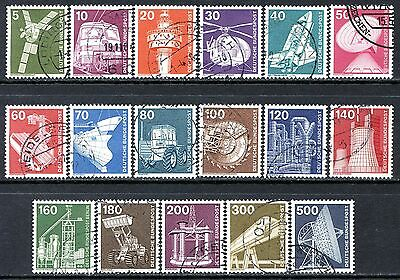 Germany Postage Stamps Scott 1170-1192, Used Partial Set!! G1683a