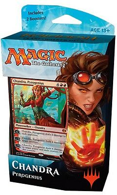 CHANDRA Mazzo Planeswalker ITALIANO Dominaria Magic the Gathering MTG