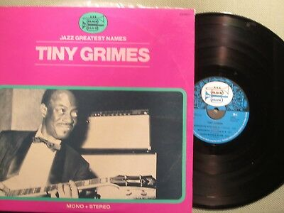 Tiny Grimes  Black And Blue 33030