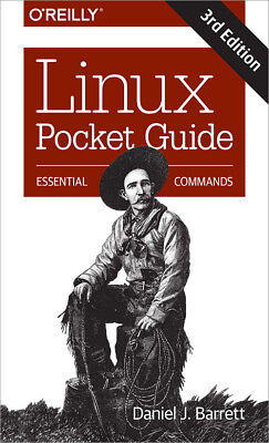 Linux Pocket Guide, 3rd Edition, [P.D.F] Book by O'Reilly, Learn Linux!!!