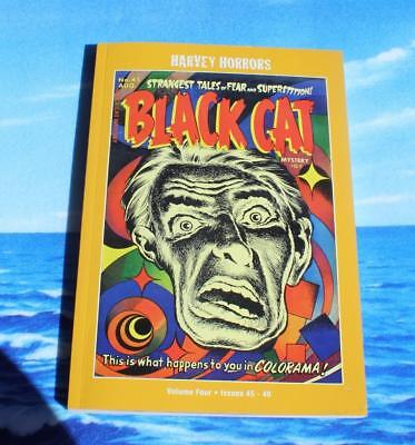 Harvey Horrors Collected Works: Black Cat Mystery(2013 PS Artbooks)