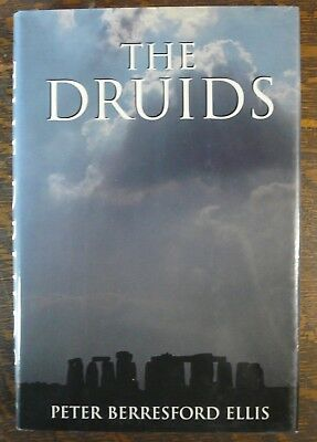 The Druids PB Ellis HC w/DJ Wm B Eerdmans 1995 Celtic History US Edition