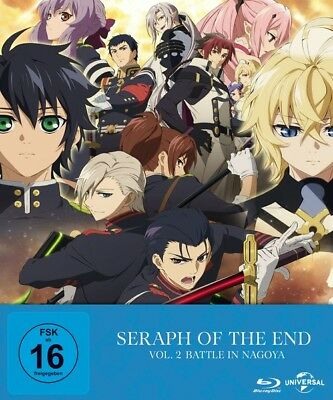 Seraph of the End - Vol. 2: Battle in Nagoya [2 Discs]