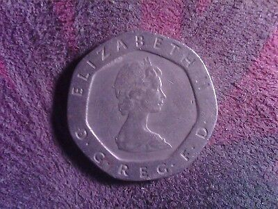 Great   Britain  20   Pence   1983   Nov14