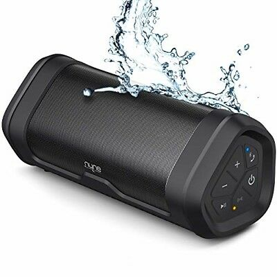 NYNE Boost Portable Bluetooth Speakers with Premium Stereo Sound - IP67 Water