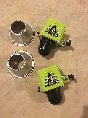 Pair of Alien Bees B800 Flash Units - FREE SHIPPING!