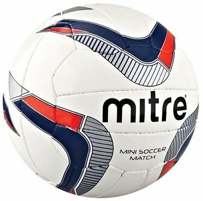 Mitre Mini Soccer Ball FA Recommended Junior Players PU Match Quality Football